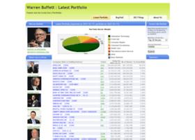 warrenbuffettstockportfolio.com