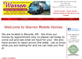 warrenmobilehomes.com