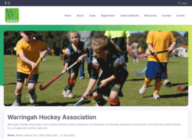 warringah-hockey.com