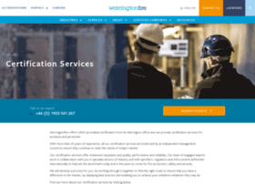 warringtoncertification.com