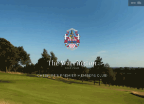 warringtongolfclub.co.uk