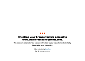 warriorassaultsystems.com