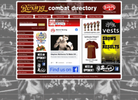 warriorboxing.com