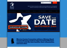 warriorcanineconnection.org