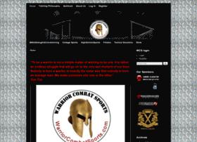 warriorcombatsports.com