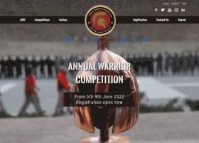 warriorcompetition.com