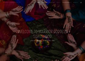 warriorgoddesssisterhood.com
