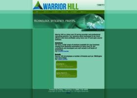 warriorhill.com