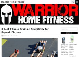 warriorhomefitness.com
