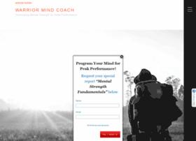 warriormindcoach.com