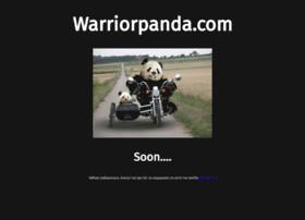 warriorpanda.com