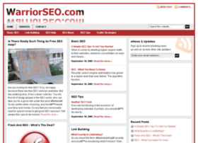 warriorseo.com