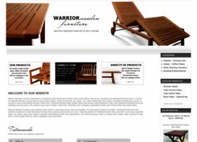 warriorwoodenfurniture.co.za