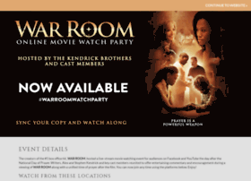 warroomthemovie.com