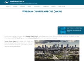 warsaw-airport.com