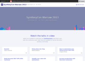 warsaw2013.symfony.com