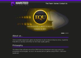 warsteed-studios.com