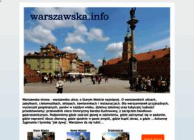 warszawska.info