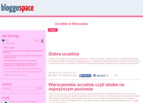 warszawskieuczelnie.bloggospace.de