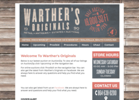 warthersoriginals.com