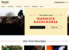 warwick.thejockeyclub.co.uk