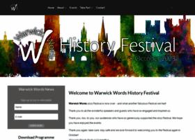 warwickwords.co.uk