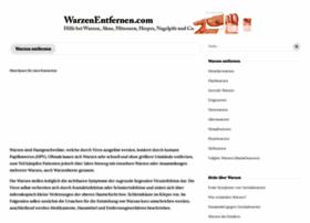 warzenentfernen.com