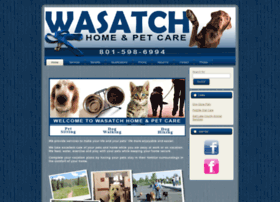 wasatchpetcare.com