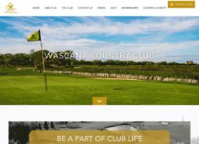 wascanacountryclub.com