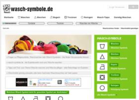 wasch-symbole.de