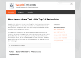 waschtest.com