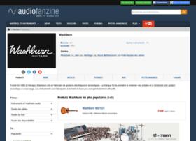 washburn.audiofanzine.com