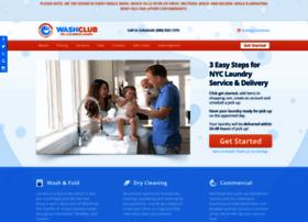 washclubnyc.com