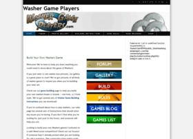 washergameplayers.com