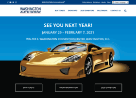 washingtonautoshow.com