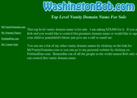 washingtonbob.com