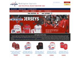 washingtoncapitalsstore.com