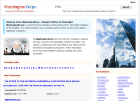 washingtoncorps.com