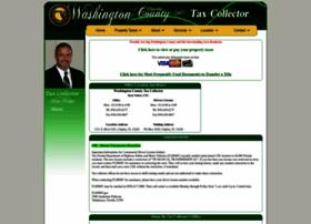 washingtoncountytaxcollector.com