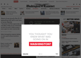 washingtonexaminer.biz
