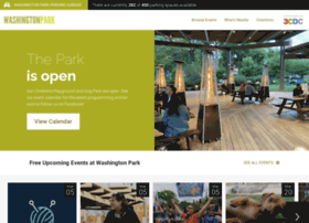 washingtonpark.org