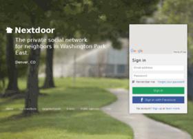 washingtonparkeast.nextdoor.com