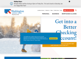 washingtonsavings.com