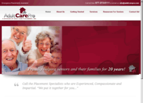 washingtonseniorcareplacement.com
