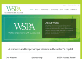 washingtonspaalliance.com