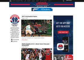 washingtonwizardsblog.monumentalsportsnetwork.com