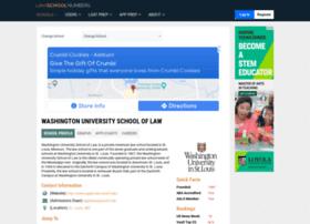 washu.lawschoolnumbers.com
