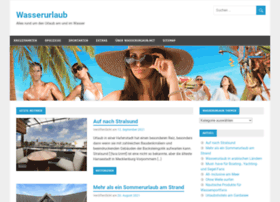 wasser-urlaub.net