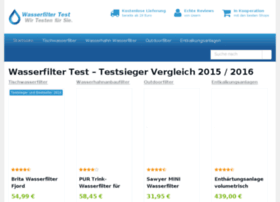 wasserfilter-test.de