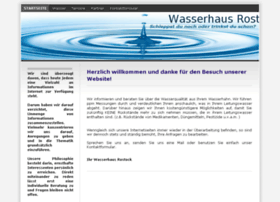 wasserhaus-rostock.jimdo.com